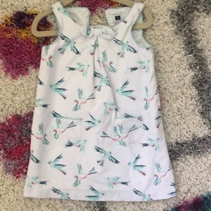 Janie and Jack GirlsShift Dress Size 3T